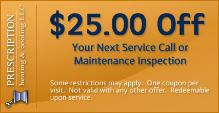 Twin Cities HVAC Services Coupon